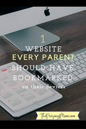 The Website that Every Parent Should Have Bookmarked