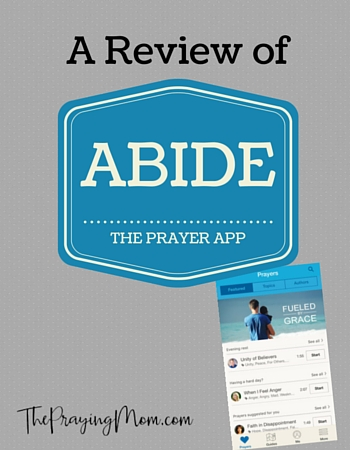 Abide: The Prayer App