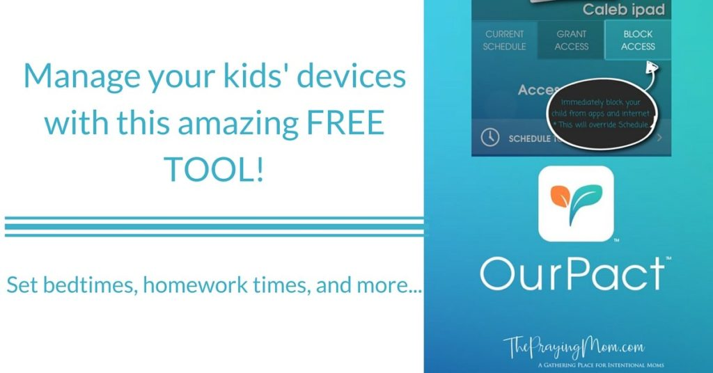 Managing Kids' Devices