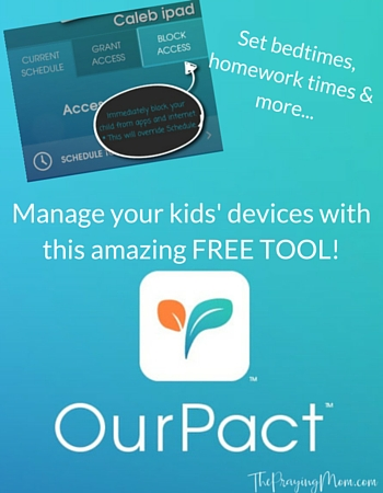 Manage Apps & Internet Usage on Your Kids' Devices