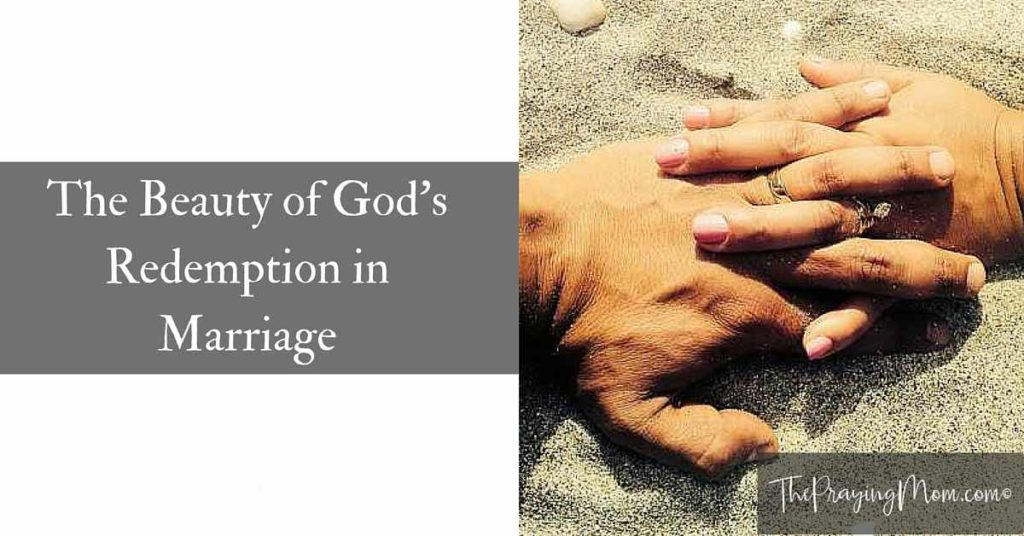 God's redemption in Marriage
