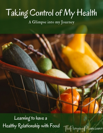 Taking Control of My Health – Food