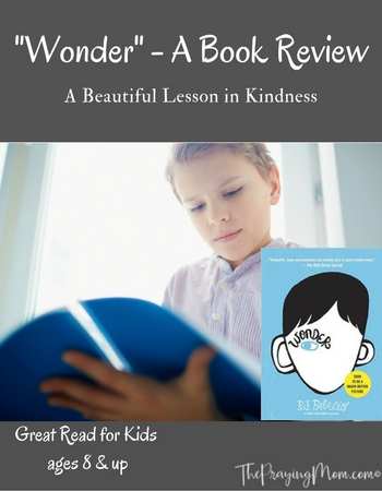 Wonder – A Book Review