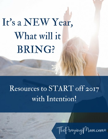 new year resources