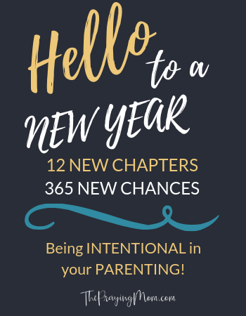 Being Intentional in Your Parenting