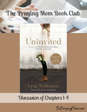 Uninvited Book Club – Chapters 1-4 Discussion